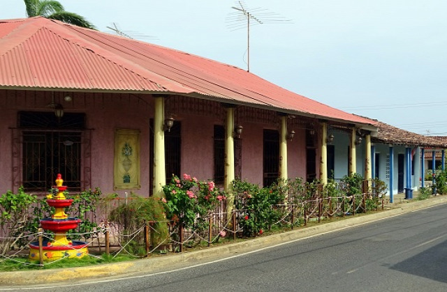 Panama Azuero-félsziget Pedasí