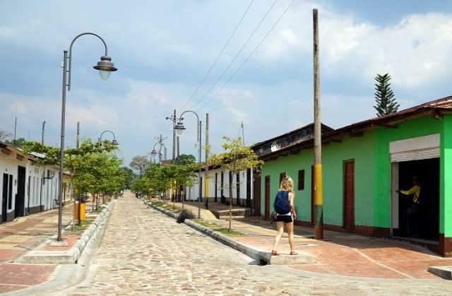 Kolumbia Los Llanos Pore Támara