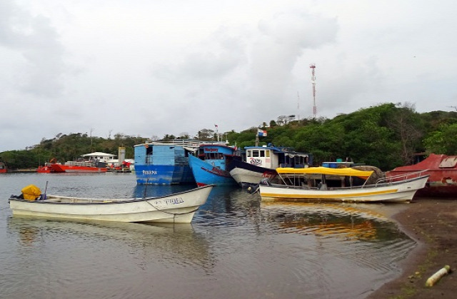 Állítólag ez Panama legfontosabb drogkikötője
