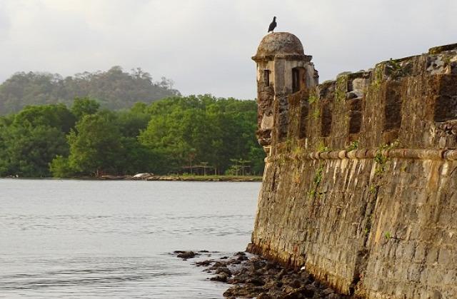 Portobelo erődje