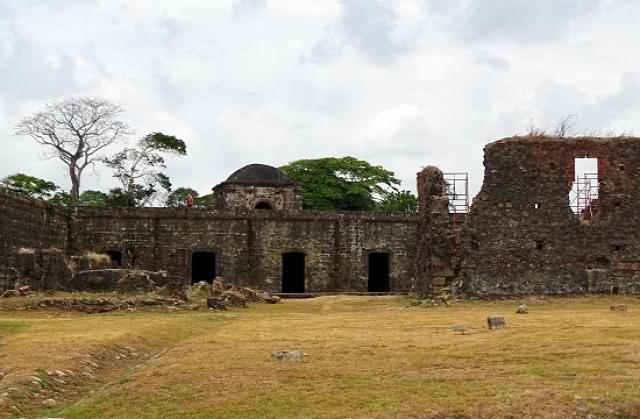 San Lorenzo erőd