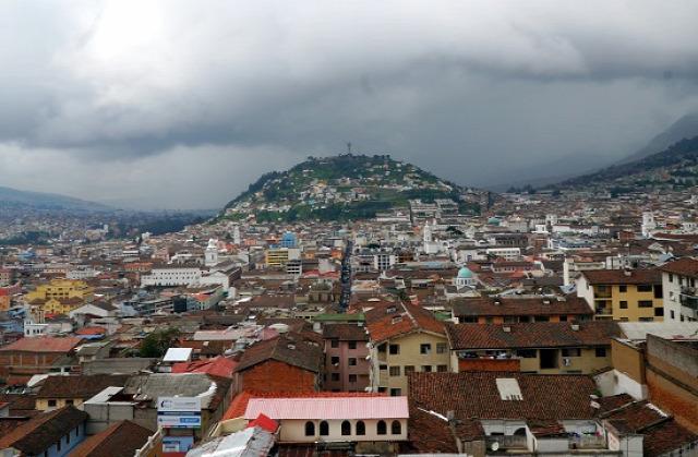 Ecuador Quito Mitad del Mundo