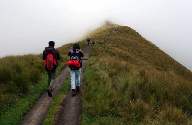 Ecuador Quito Rucu Pichincha