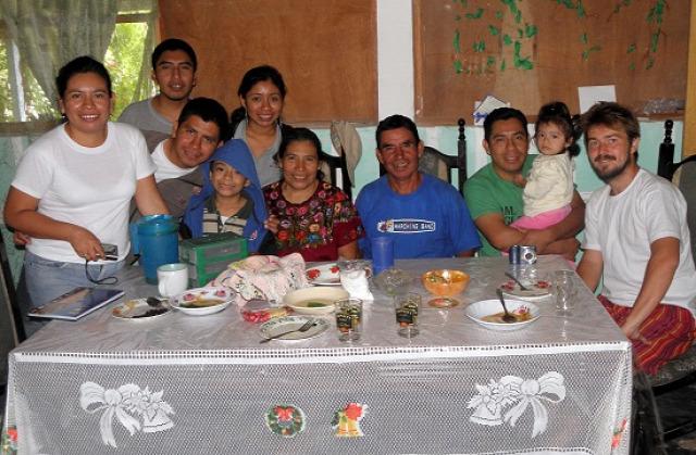 Guatemala Flores San Andres Petén