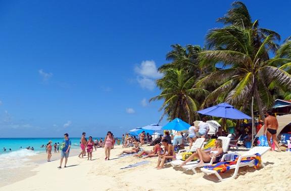 Szép sziget San Andrés, csak egy kicsit drága mulatság