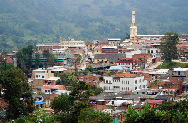Kolumbia Arbeláez San Bernardo