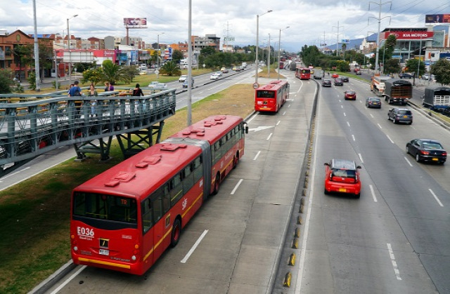 Kolumbia Bogotá San Francisco