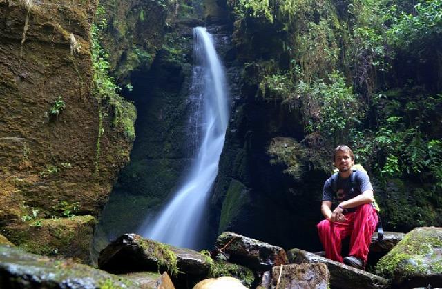 Kolumbia Fusagasugá Resera Natural San Rafael