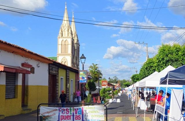 El Salvador San Salvador