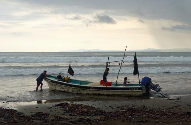 Panama Santiago Santa Catalina