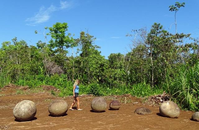 Costa Rica Sierpe Palmar Norte