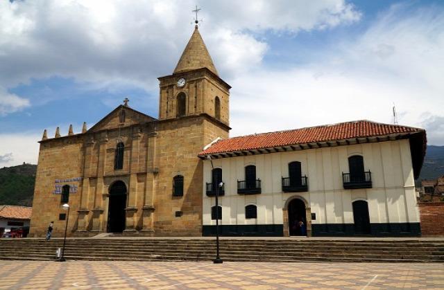 Kolumbia Sogamoso Socha