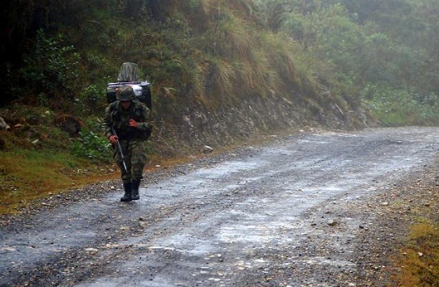 Kolumbia Los Llanos Pisba Nemzeti Park Tame Paz de Ariporo