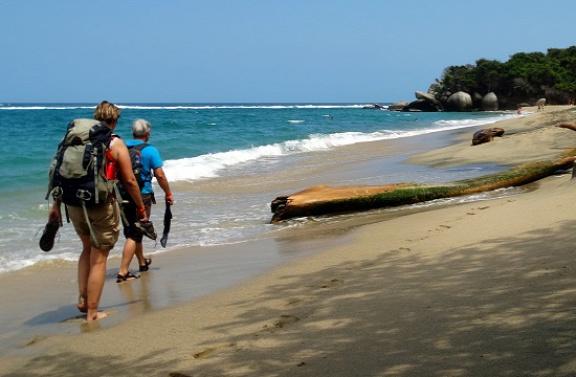 A vadabb partokon alig vannak turisták