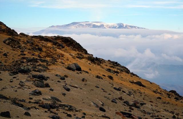 Kolumbia Salento Cocora-völgy Nevado Tolima Los Nevados Nemzeti Park