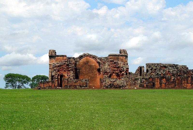 Trinidad templommaradványa