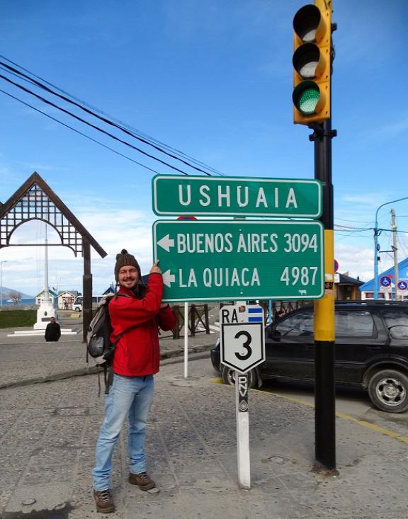 Ushuaia mindentől nagyon messze van