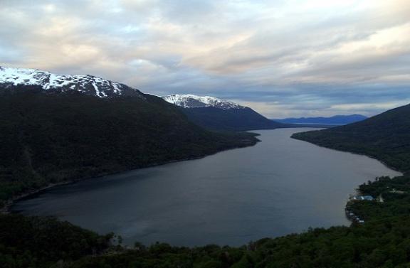 Meseszép a Lago Escondido