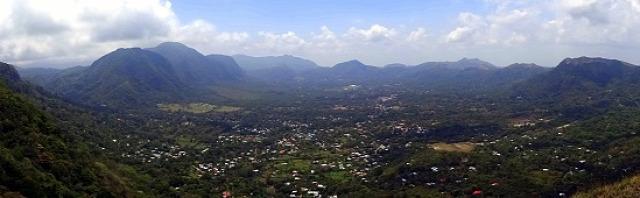 Panama El Valle Panamaváros