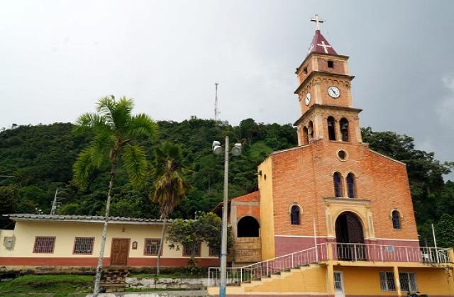 Kolumbia Villeta Salto de los Micos Tobia Nimaima La Vega