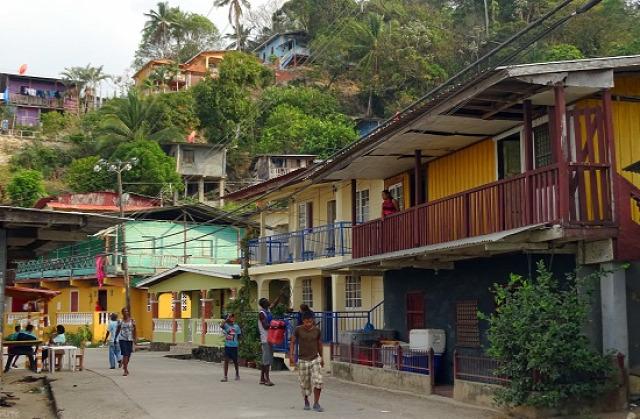 Panama Darién La Palma
