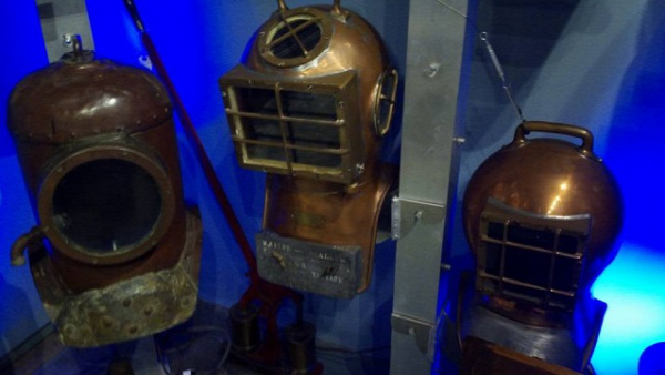 múzeum felszerelés