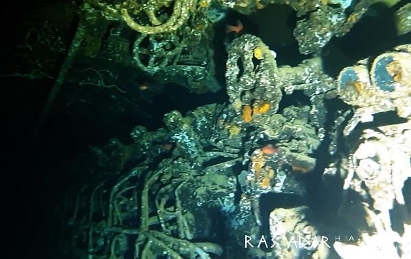 felfedezés tengeralattjáró