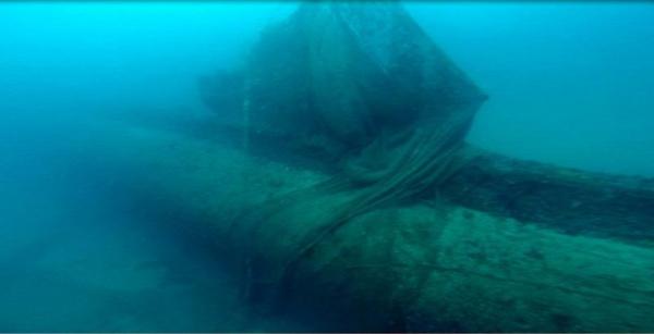 tengeralattjáró roncs