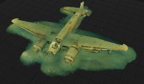 mutazás málta repülőroncs