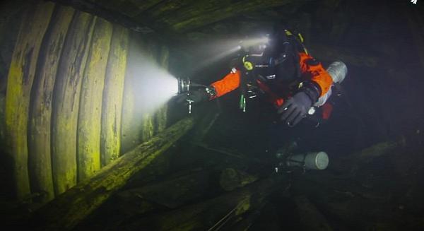 bánya barlang