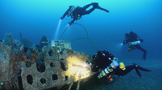 roncs tengeralattjáró