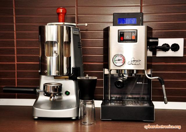 Gaggia espresso kávéfőző kávétörténet
