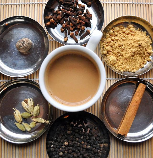 India fűszer egészség chai tea