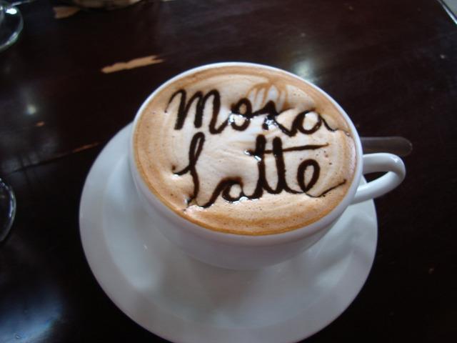 espresso latte mocha tej csokoládé
