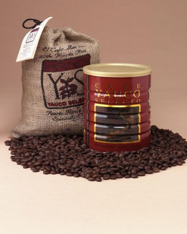 Puerto Rico Yauco Latin-Amerika kávé