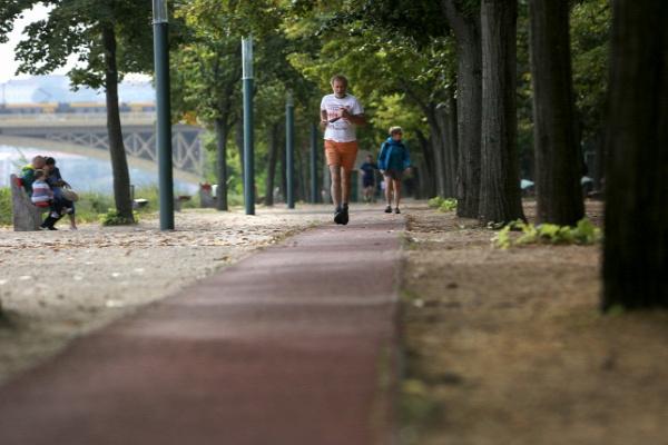 Margitsziget futókör futás térfigyelőkamera pánikgomb járőrszolgálat