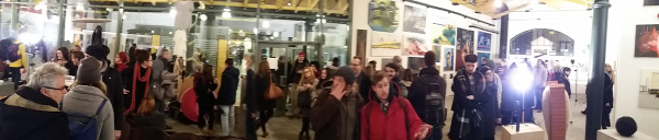 Karácsonyi vásár Klauzál tér Erzsébetváros Önkormányzat Godot Pop-Up Antik Placc VII. kerület