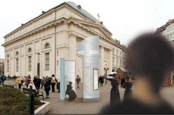 budapest infopontok turisztikai információs pontok
