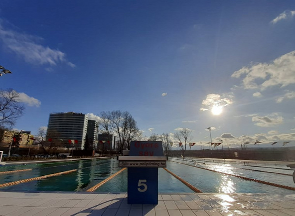 Dagály fürdő Uszoda Nemzeti Spotközpontok Duna Aréna