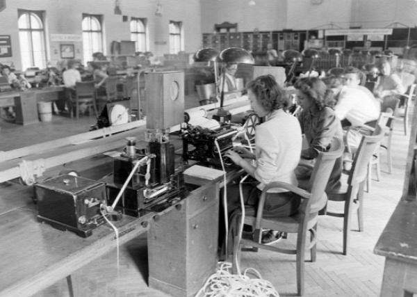 Józsefváros Telefonközpont Térey János