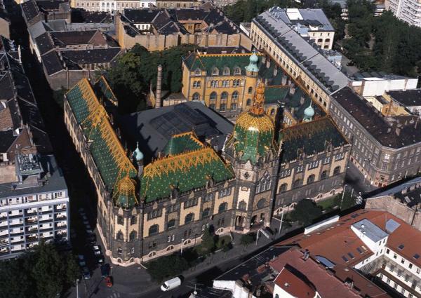 Iparművészeti múzeum felújítás