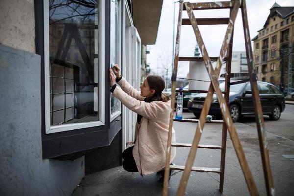 budapest100 nyitva! fesztivál workshop építészet  kulturális örökség Kortárs Építészeti Központ