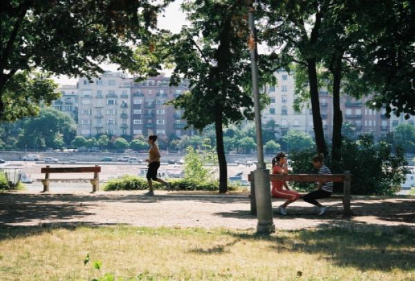 Margitsziget romantika fotópályázat