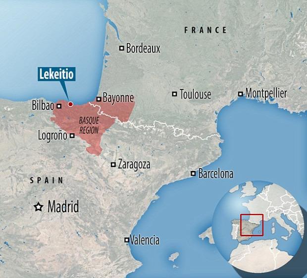 Spanyolország barlang barlangrajz oroszlán