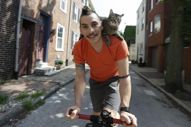 bringás biciklis kerékpáros
