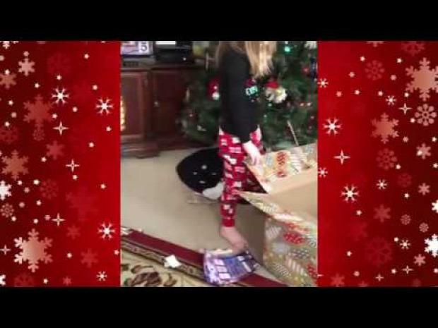 karácsony ajándék doboz