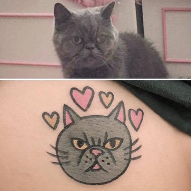 tetoválás grafika