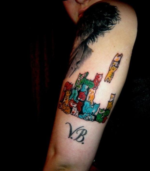 tetkó tetoválás tatoo