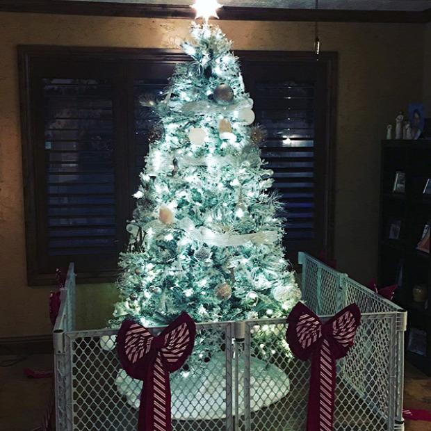 karácsony karácsonyfa