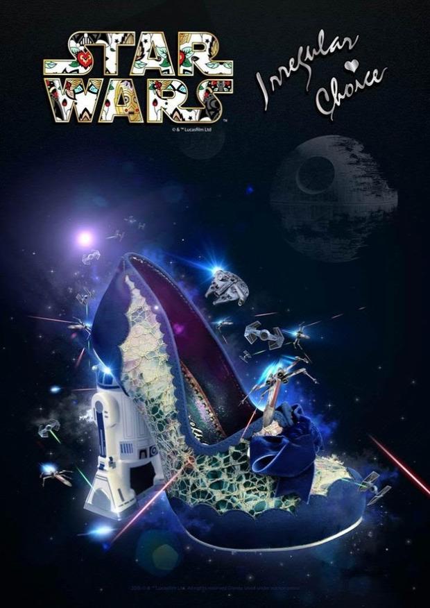 Isten állatkertje SW Star Wars cipő